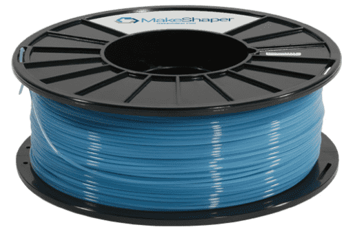 MakeShaper/KVP - PLA - Translucent Blue - Ultimate 3D Printing Store