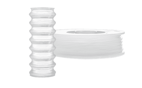 Natural - Ultimaker NFC Polypropylene Filament 2.85mm (500g) - Ultimate 3D Printing Store