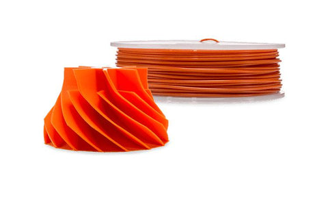 Orange - Ultimaker ABS Filament 2.85mm (750g) - Ultimate 3D Printing Store