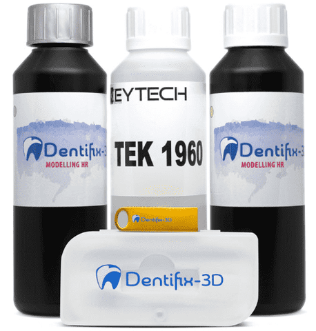 SP2 Fun To Do - Dentifix + TEK - Sample Pack - Ultimate 3D Printing Store