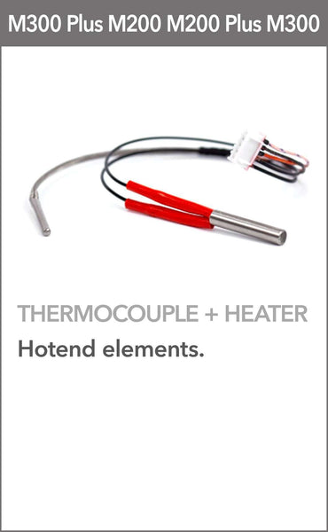 Thermocouple + Heater - Ultimate 3D Printing Store
