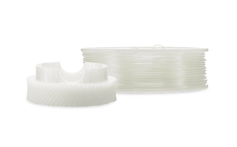 Transparent - Ultimaker Nylon Filament 2.85mm (750g) - Ultimate 3D Printing Store