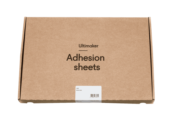 Ultimaker Adhesion Sheets (UM S5) - Ultimate 3D Printing Store