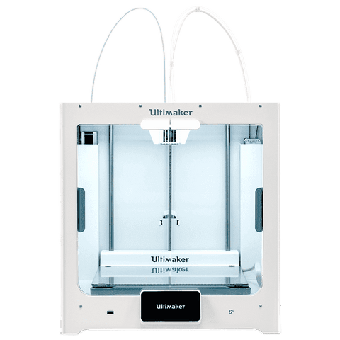 Ultimaker S5 Dual Extrusion Large-Format 3D Printer