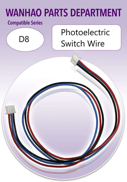 Wanhao D8 - Photoelectric switch wire - Ultimate 3D Printing Store