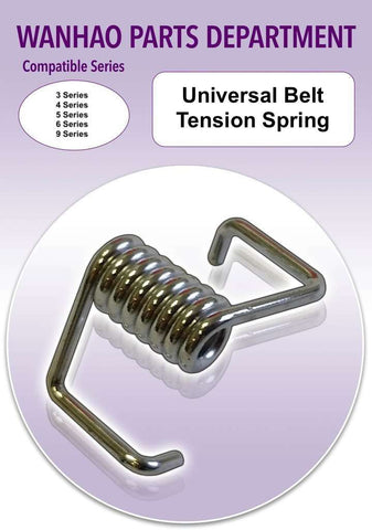Wanhao Duplicator 3D Printer Parts - Universal Belt Tension Spring - Ultimate 3D Printing Store