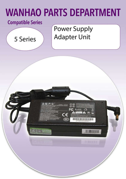 Wanhao Duplicator 5 Series 3D Printer Parts - Power Adapter Supply Unit - Ultimate 3D Printing Store