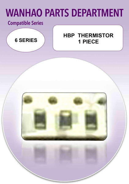 Wanhao Duplicator 6 Series - 3D Printer Parts - HBP Thermistor - Ultimate 3D Printing Store