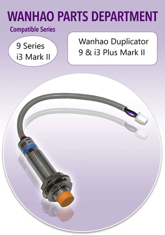 WANHAO DUPLICATOR 9 SERIES & i3 Mark II- BED LEVEL SENSOR - Ultimate 3D Printing Store