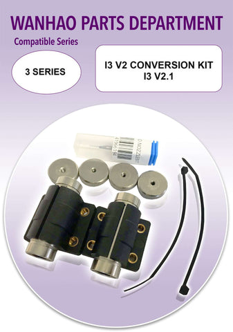 Conversion Kit - by Wanhao Duplicator i3, i3 V2.1, 3 Series and i3 V2 - Pic 1
