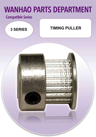 Timing Puller by Wanhao for Duplicator i3 and 3 Series