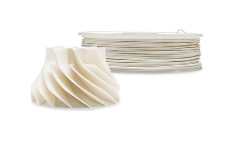 White - Ultimaker ABS Filament 2.85mm (750g) - Ultimate 3D Printing Store