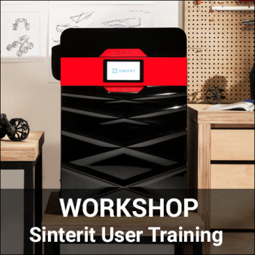 Sinterit User Training Workshop