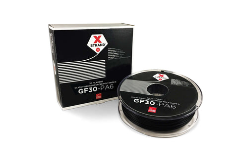 XStrand™ GF30-PA6 - 1.75MM - 500G - Black - Ultimate 3D Printing Store