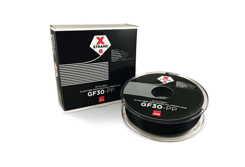 XSTRAND™ GF30-PP - 1.75MM - 500G - BLACK