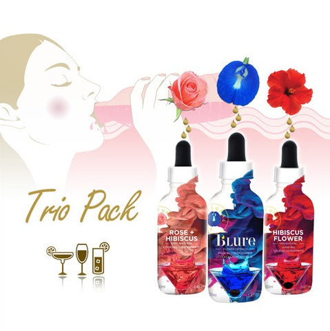 Flower Extract Trio