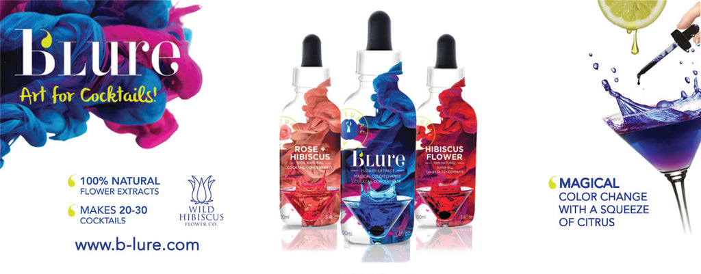b'Lure and Flower Extracts