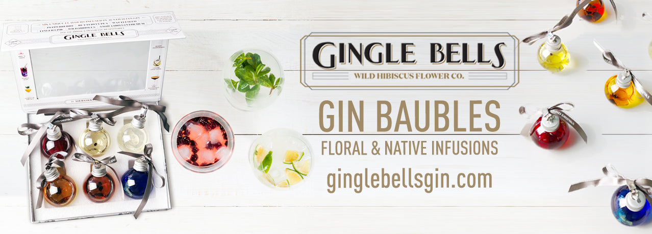 Gingle Bells Gin Ad