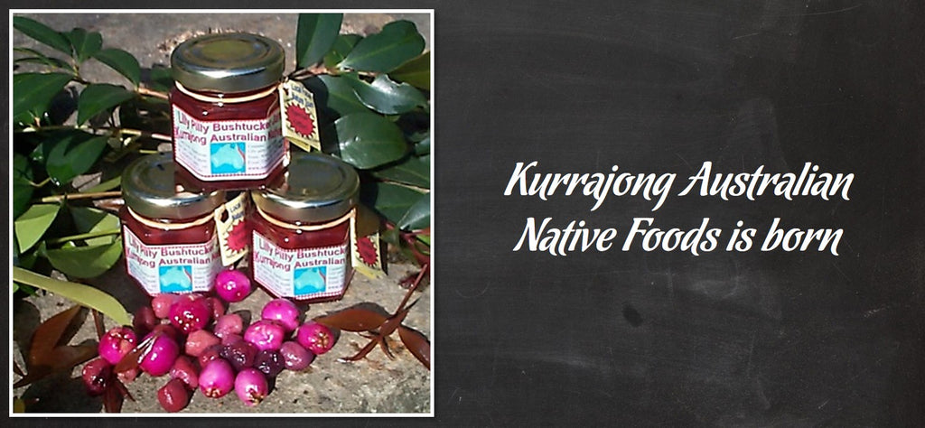 Kurrajong Australian Native Foods First Products