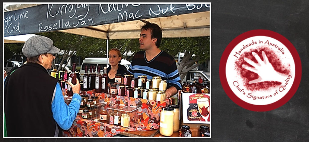 Kurrajong Native Foods - First Markets