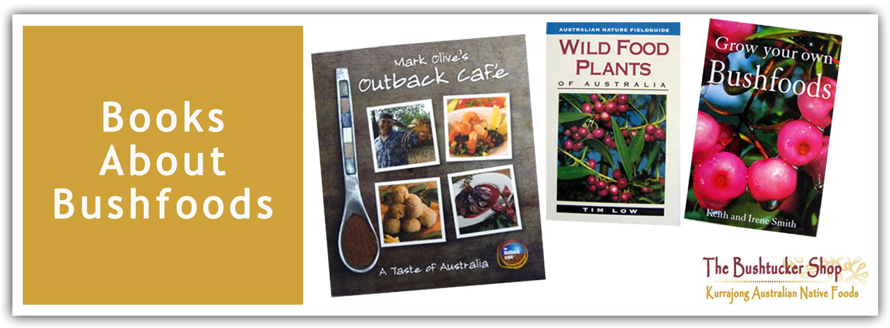 Books About Australian Bush Foods