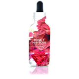 Rose and Hibiscus Flower Extract Product 100ml