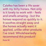 Calafea Horse Oil 30ml Tester