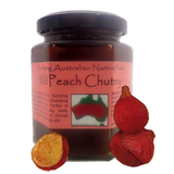 Wild Peach Chutney Large Jar 200g