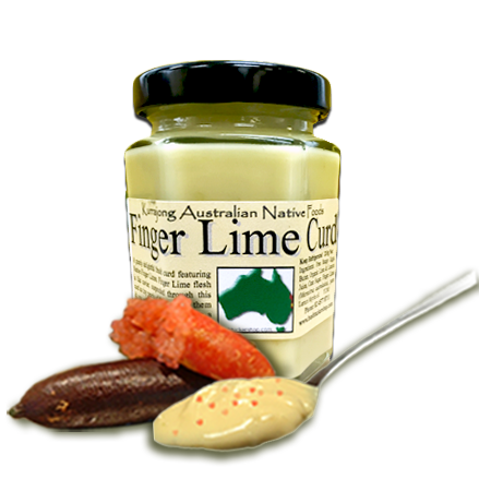 Finger Lime Curd