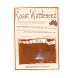 Wattleseed Roast Ground Recipe Card & Sachet Approx 3g