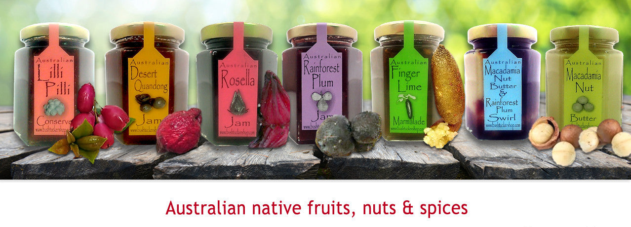 Native Fruit Jams & Conserves