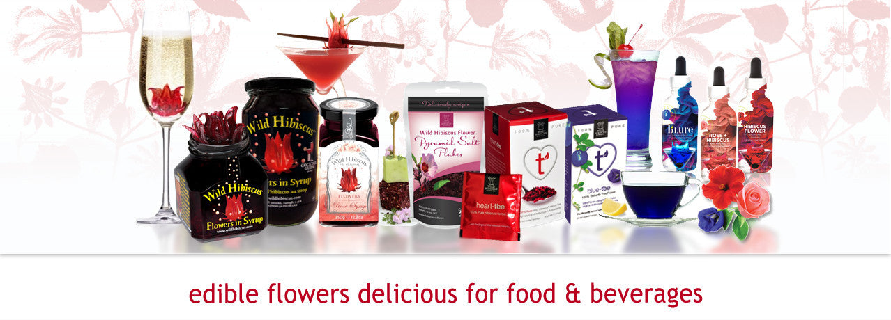 Wild Hibiscus Flower Co Range