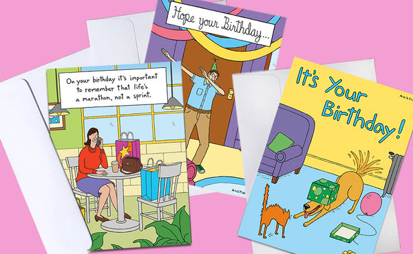 Silly & Sweet Funny Cards