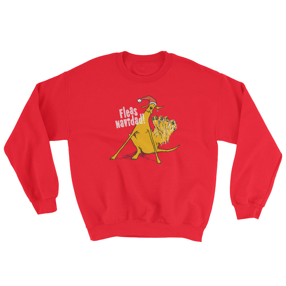 Itchy Dog Holiday Sweatshirt