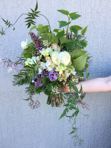 Spring - Bridal bouquet