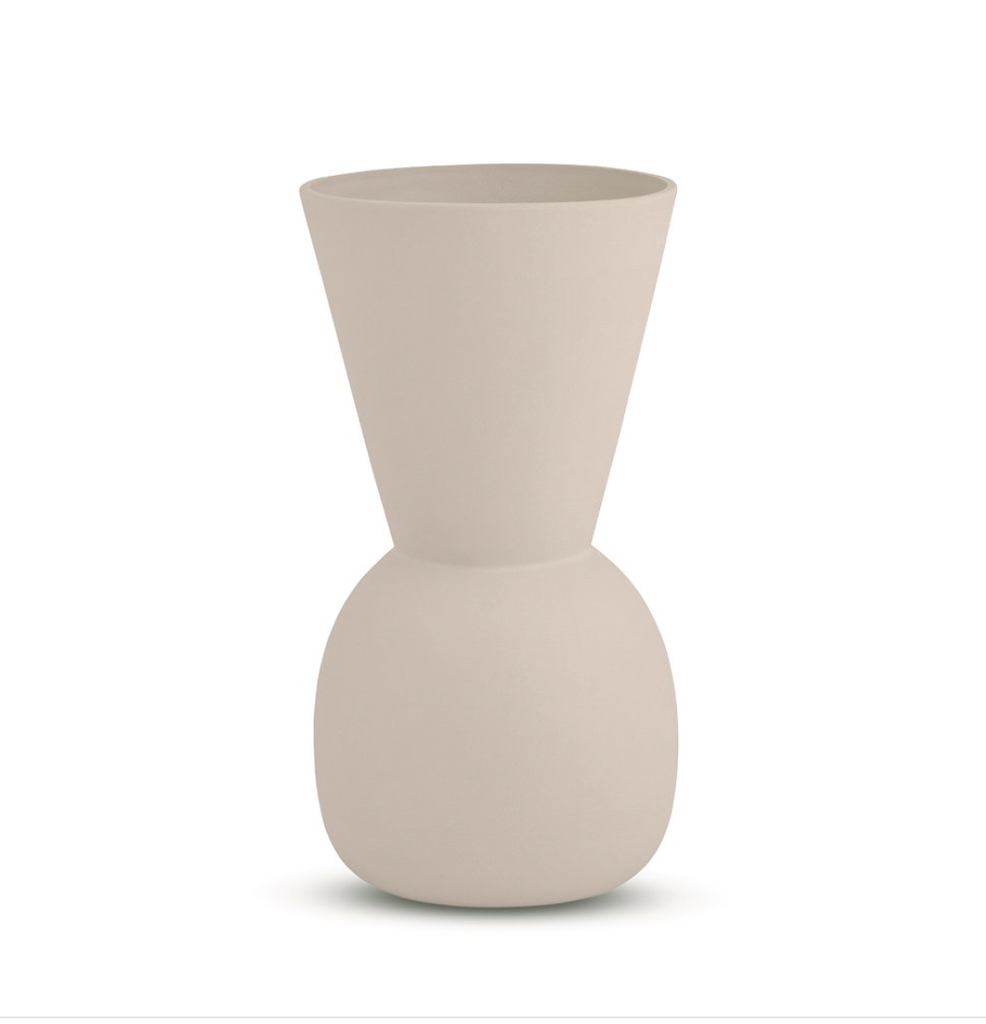 MARMOSET FOUND: Cloud Bell Vase Nude (L)