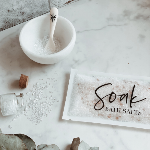 MUD+GEE: Bath Salts - Soak Sachet