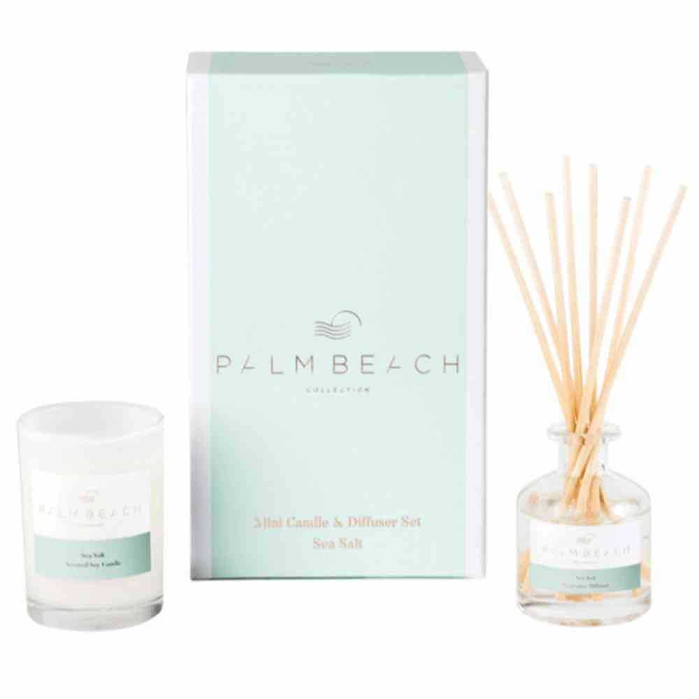 PALM BEACH: Gift Pack - Sea Salt