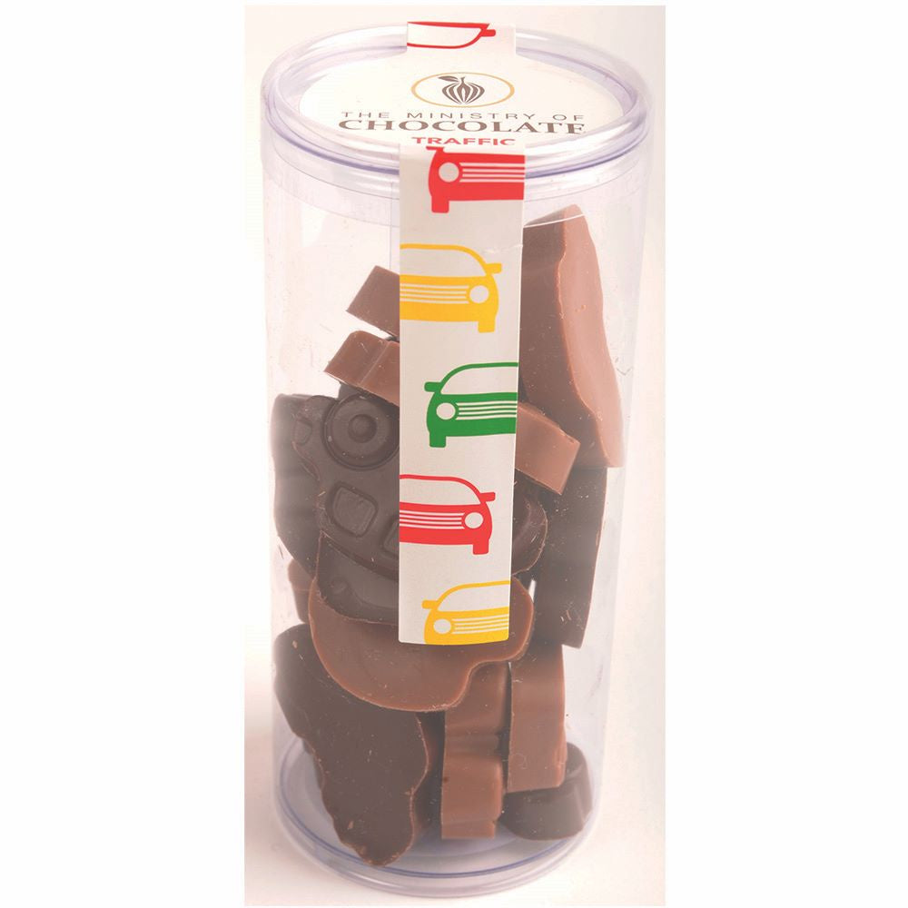 MINISTRY OF CHOCOLATE: Traffic Cylinder