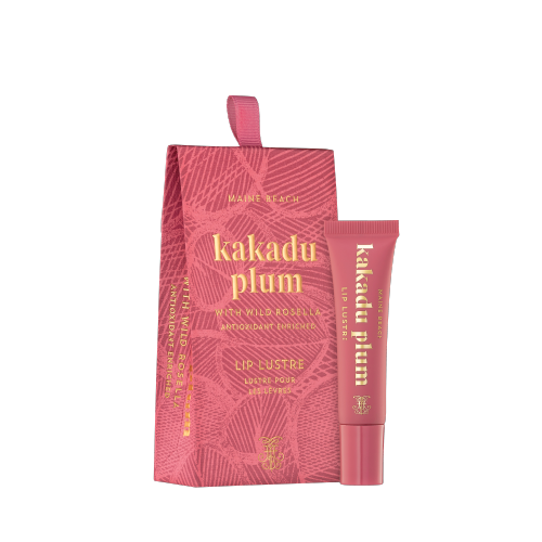 MAINE BEACH: Lip Lustre - Kakadu Plum