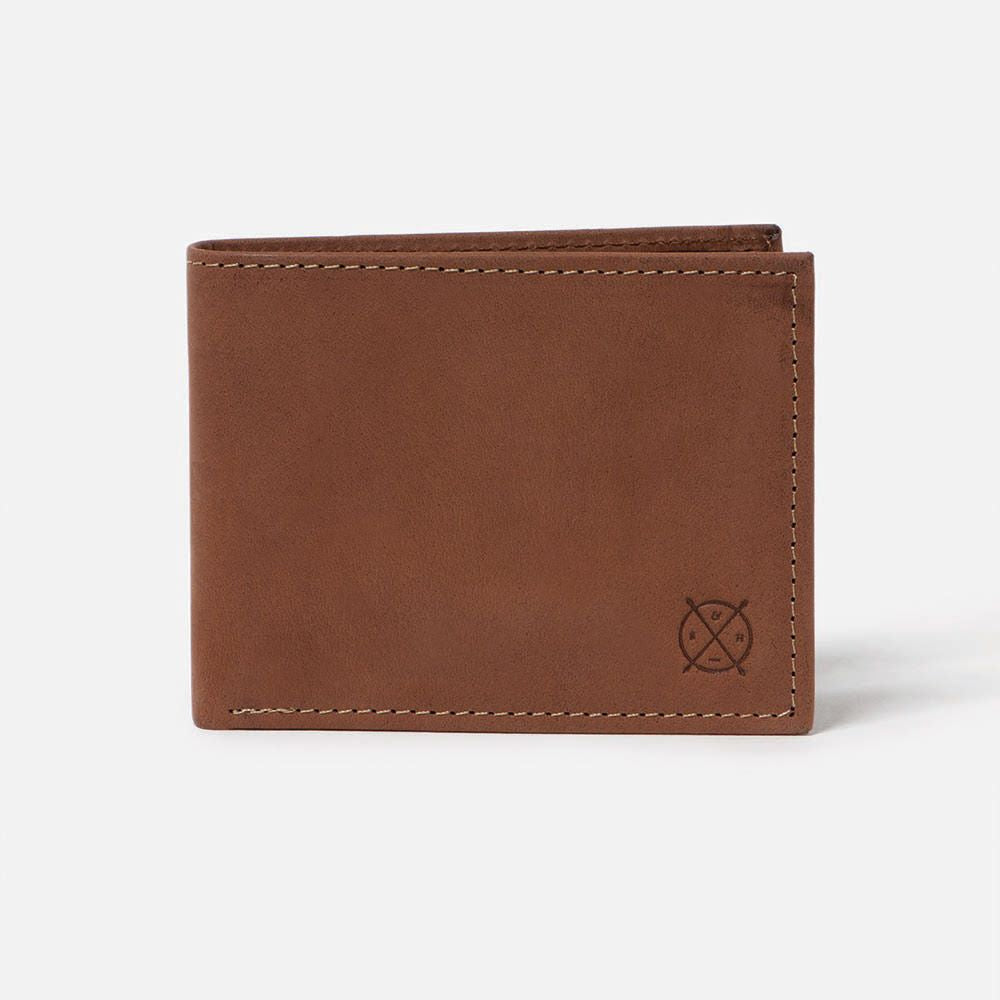 STITCH & HIDE: George Wallet / Cafe