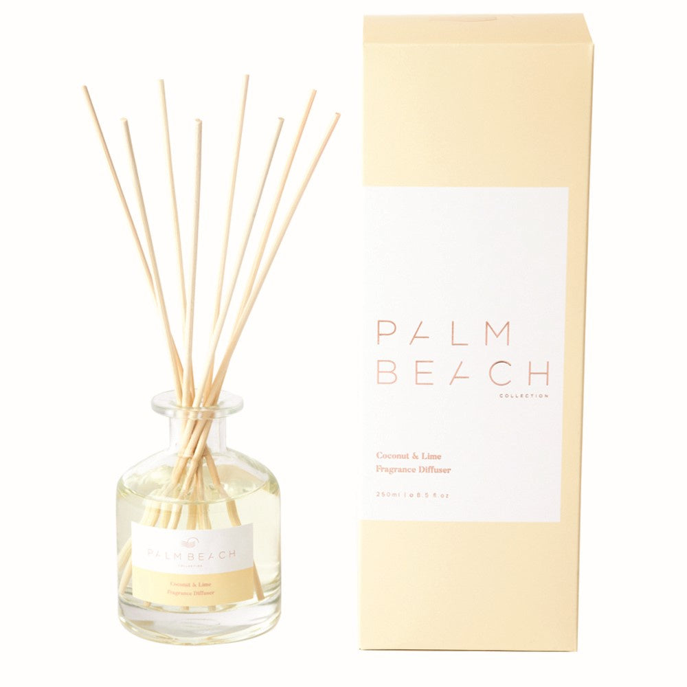 PALM BEACH: Diffuser - Coconut & Lime