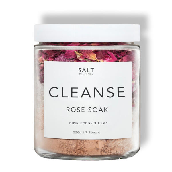 SALT BY HENDRIX: CLEANSE - ROSE