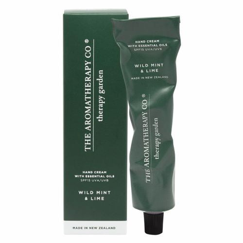 THE AROMATHERAPY CO: Therapy Garden - Hand Cream
