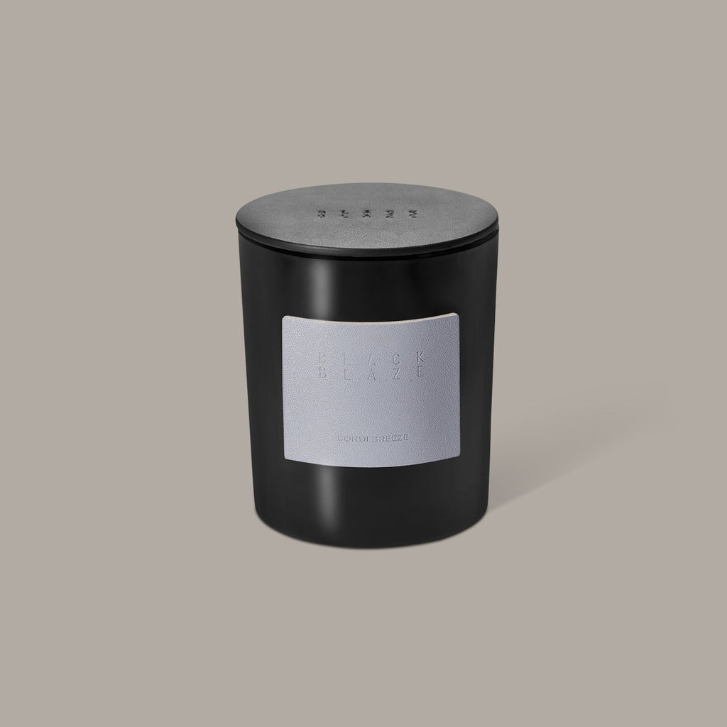 BLACK BLAZE: Scented Candle - Bondi Breeze