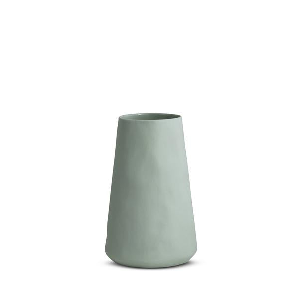 MARMOSET FOUND: Cloud Tulip Vase Light Blue (L)
