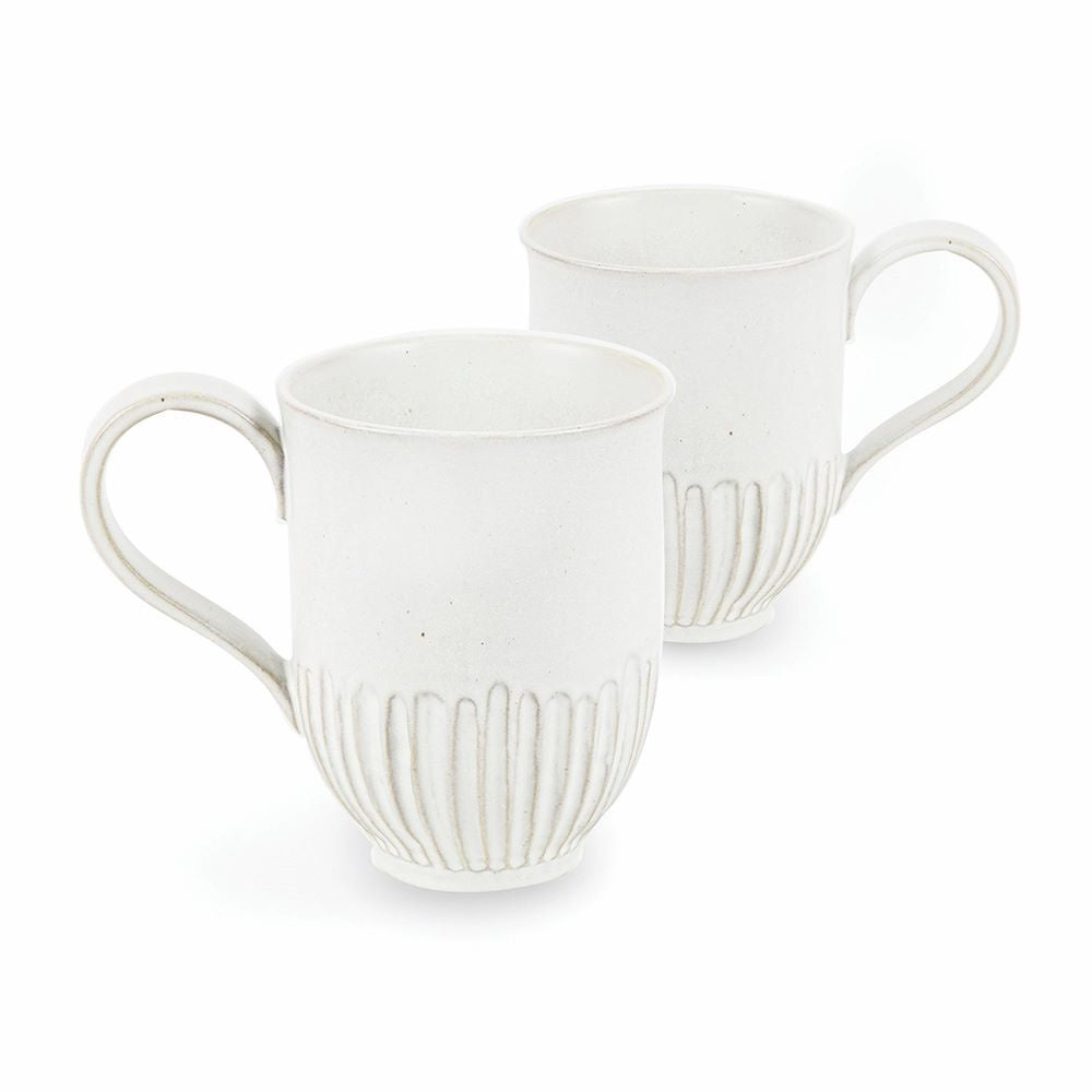 ROBERT GORDON: Crafted Mug - 2 Pack / White