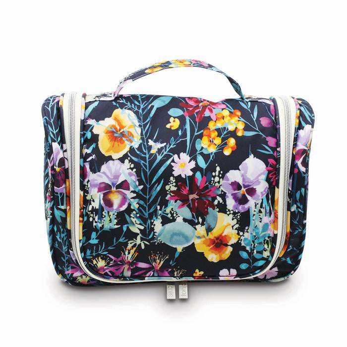TONIC: Cosmetic Bag - Hanging / Evening Bloom