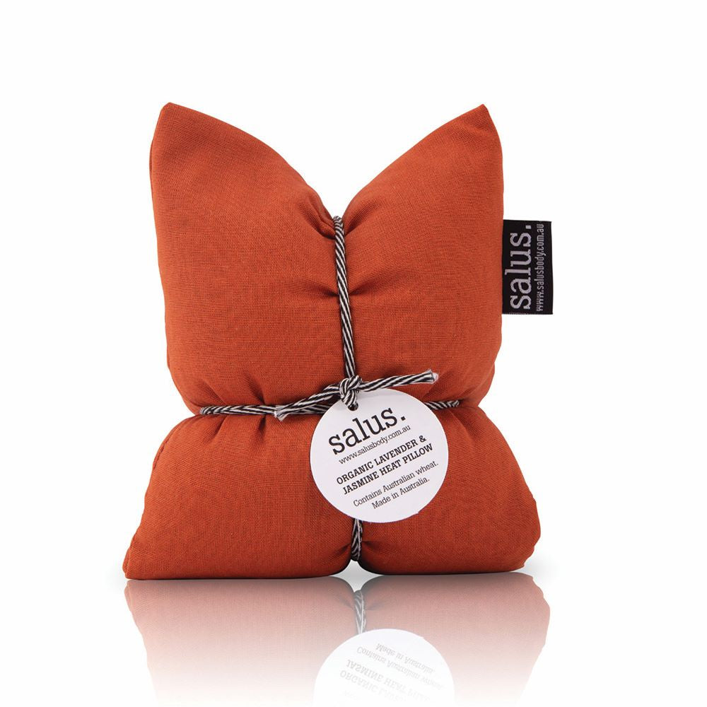 SALUS: Heat Pillow - Terracotta / Lavender & Jasmine