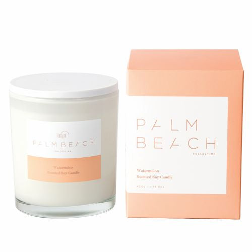 PALM BEACH: Candle - Watermelon